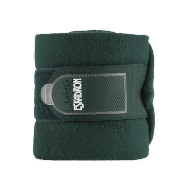 Eskadron Racing green fleece bandages
