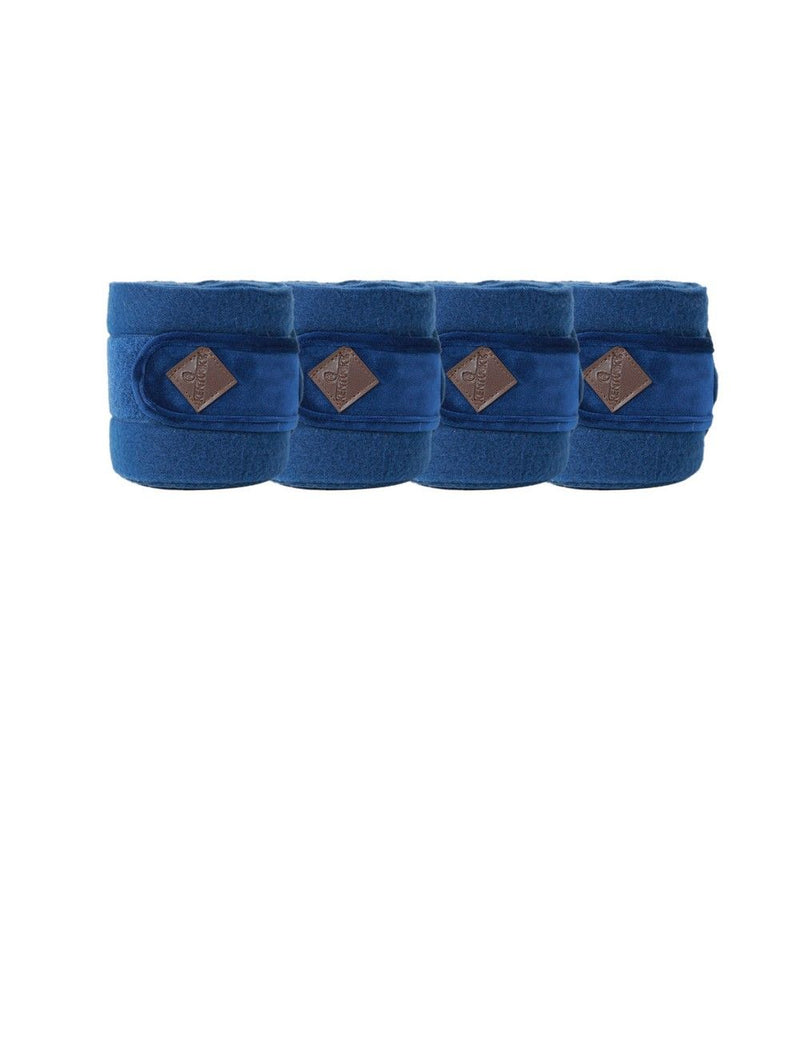 Kentucky Navy velvet Polar fleece bandages