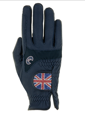 Roeckl Maryland navy UK gloves