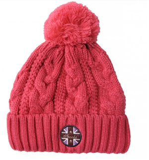 Spooks pink bubble hat