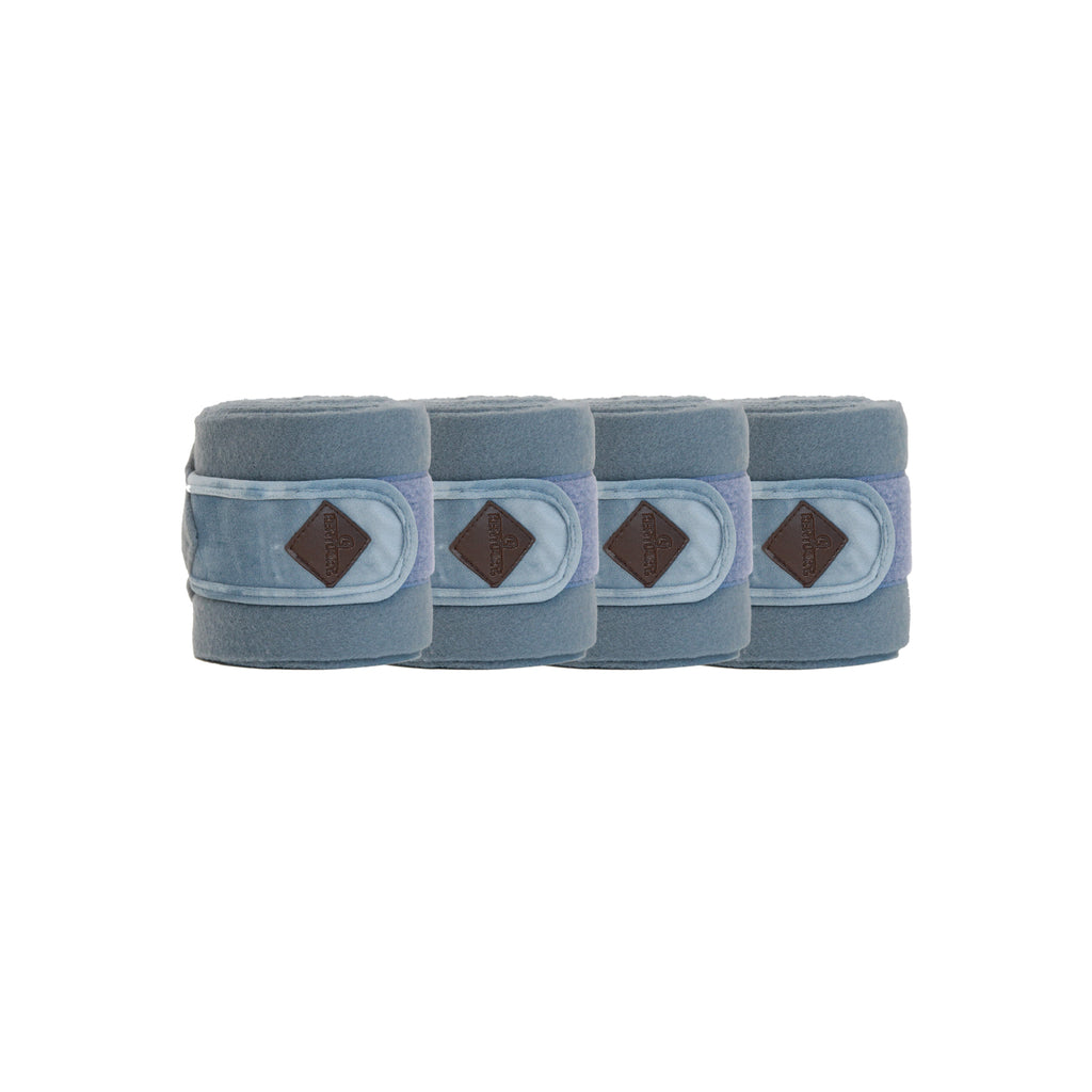 Kentucky Velvet Light blue Polar fleece bandages