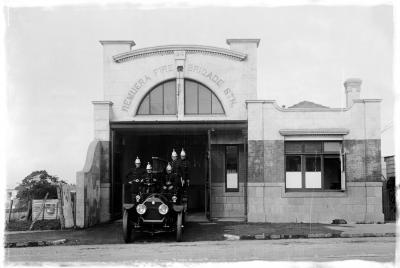 Remuera Fire Station 1920  - HI056