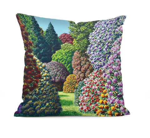 Forest Hill, Karl Maughan - Cushion Cover
