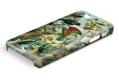 Native birds phone cover