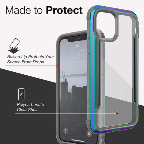 Qayse Defense Shield Phone Case For iPhone 11