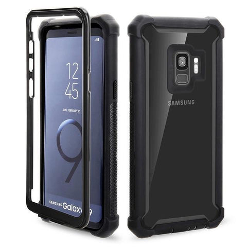 CONFIDENCE SERIES - 360° PROTECTION CASE FOR S8/S9