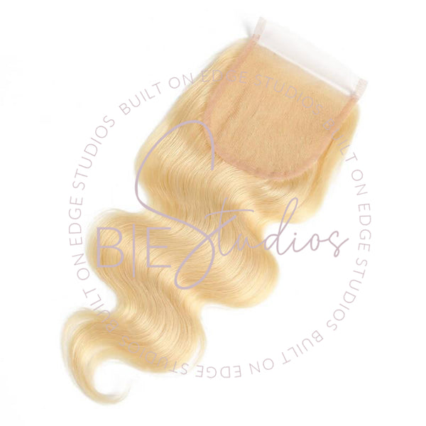 PRE-PLUCKED 613 LACE CLOSURES
