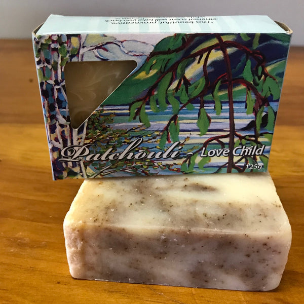 Sea Wench Soap - Patchouli