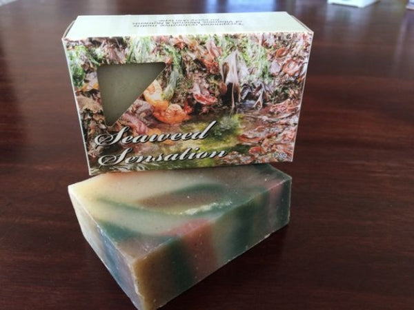 Sea Wench Soap - Seaweed Sensation