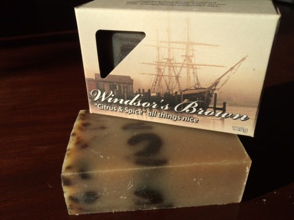 Sea Wench Soap - Windsor Brown