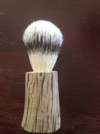 Driftwood Shave brush