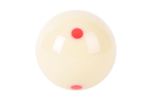 Aramith - Training Cue Ball (Red Dots)
