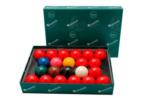 "Aramith Premium Snooker Balls 2 1/4"" (Set of 22)"