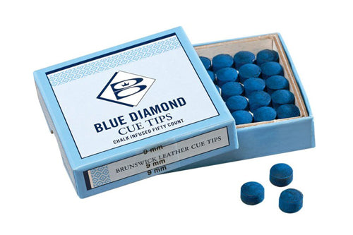 Cue Tips - Blue Diamond