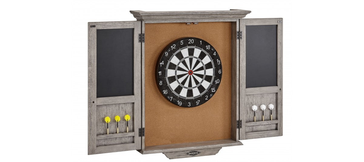 Brunswick Dartboard Grey