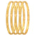 Designer 1 GM Gold Bangles - Sasitrends