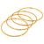 Gold Covering Bangles
