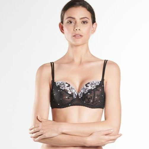 Aubade Wandering Love Three Quarter Cup Bra