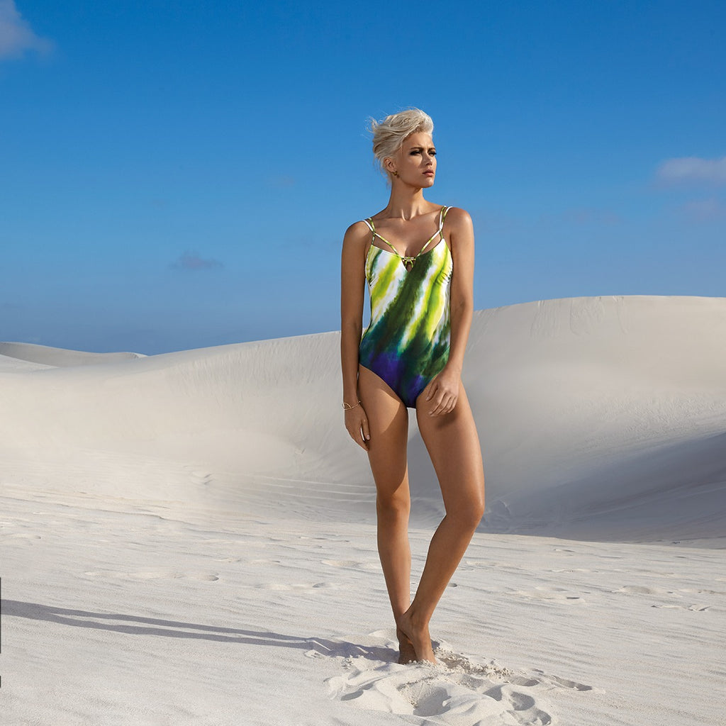 Maryan Mehlhorn Waterflow Wired Swimsuit