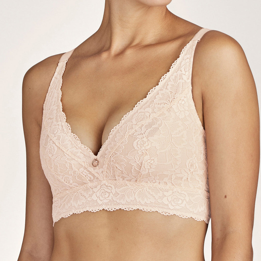 Aubade Rosessence Wireless Lace Bralette