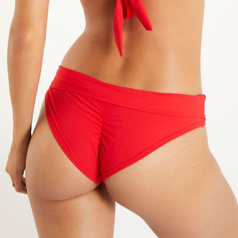 Banana Moon Spring Zappa High Waist Bikini Briefs