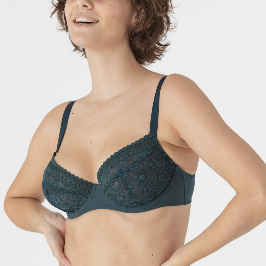 Maison Lejaby Daphne Wired Full Cup Bra