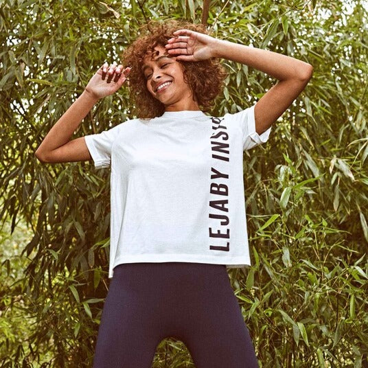 Lejaby Inspire Sporty Chic T Shirt