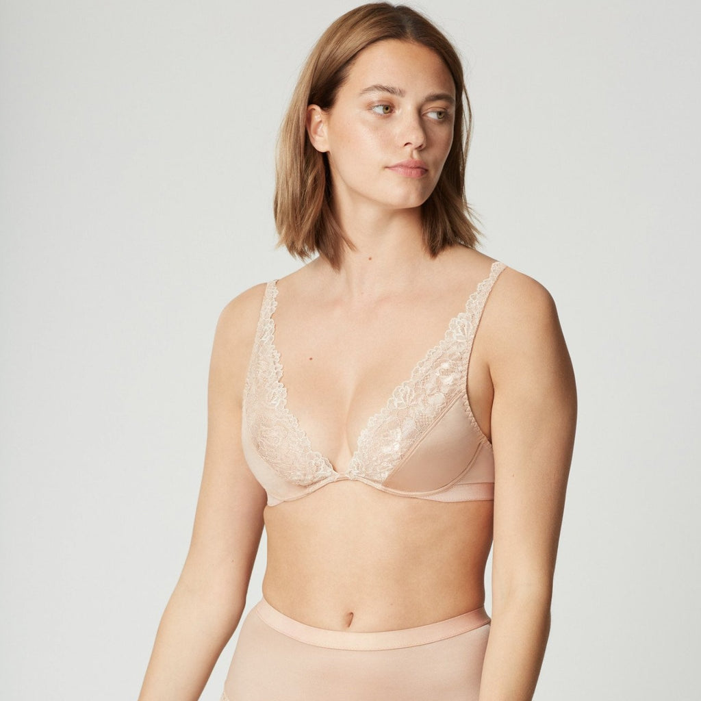 Maison Lejaby Shade Wired Plunge Bra
