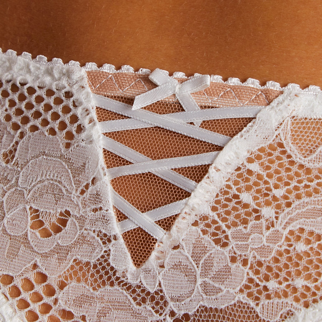 Aubade Soleil Lace Thong