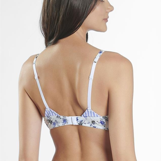 Aubade Illustre Padded Push Up Bra