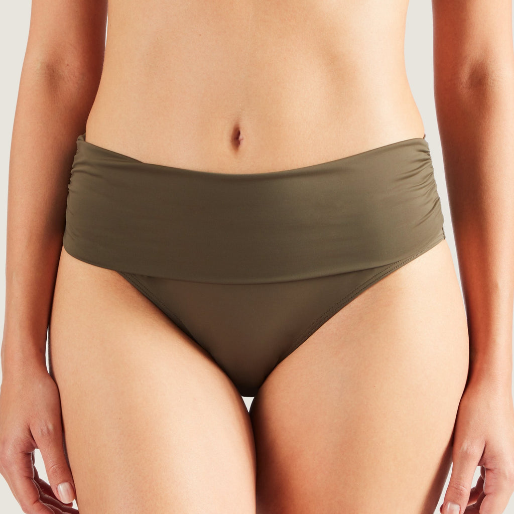 Aubade Douceur High Waist Bikini Briefs