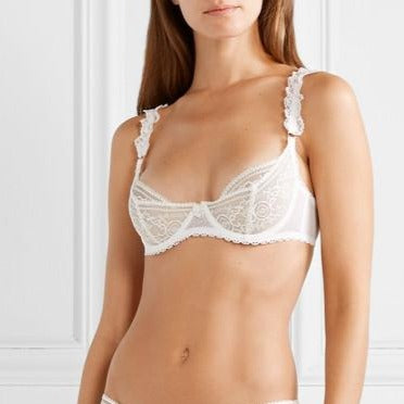 Stella McCartney Ophelia Wired Soft Balcony Bra