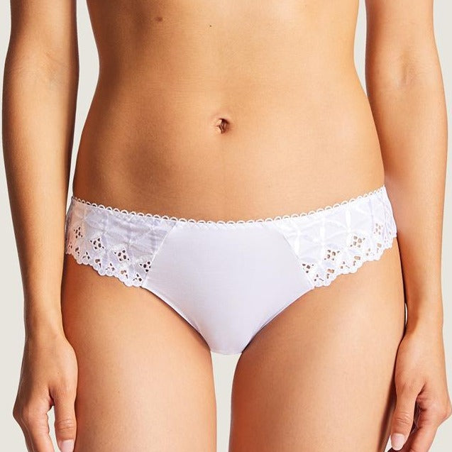 Aubade Bahia Cotton Seamless Briefs