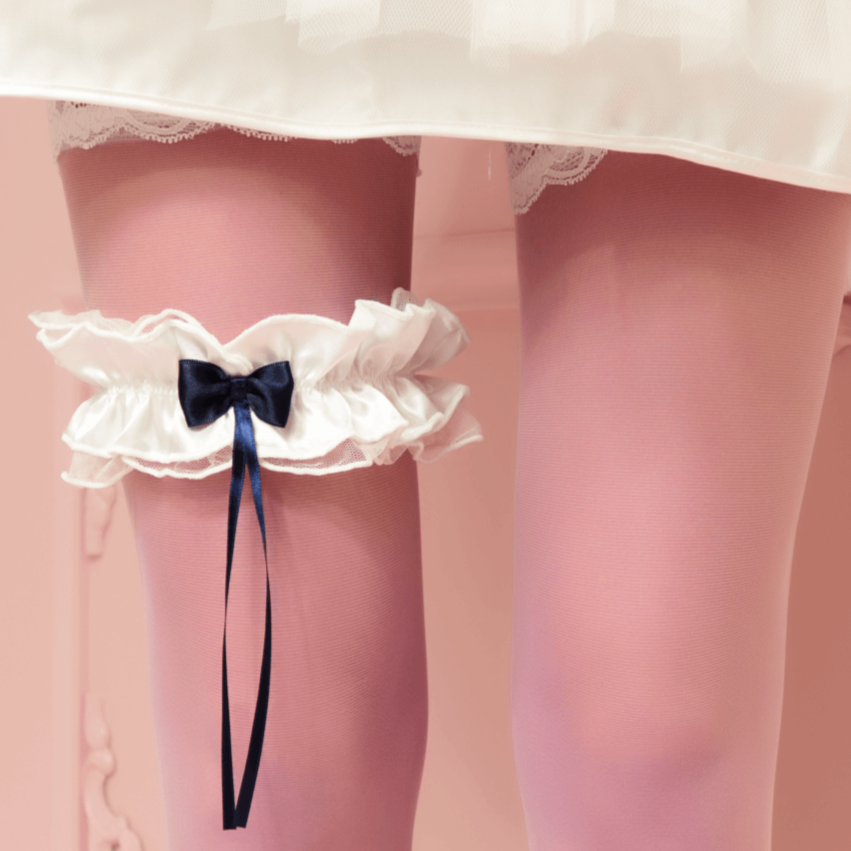Trasparenze Cupido Bridal & Wedding Garter
