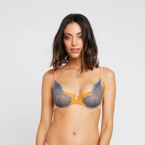 Dora Larsen Laura Wired Soft Balcony Bra