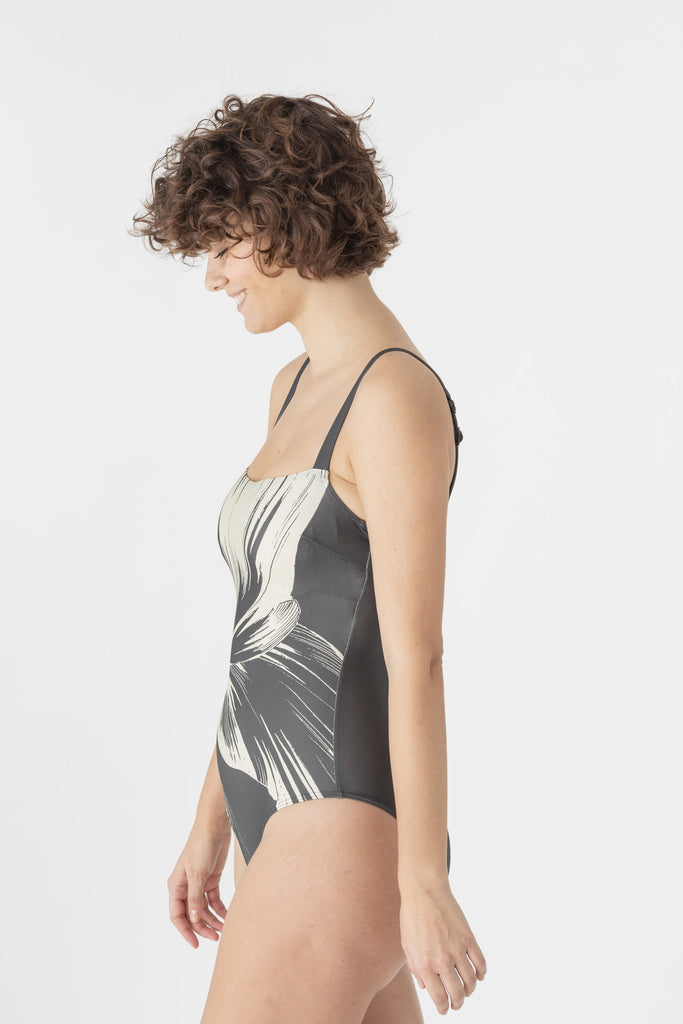 Maison Lejaby Pivoines Wired Swimsuit