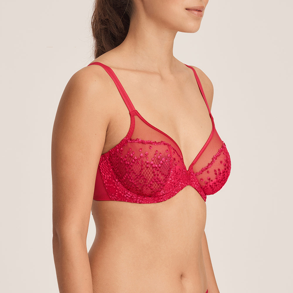 Prima Donna 1919 Wired Soft Plunge Bra