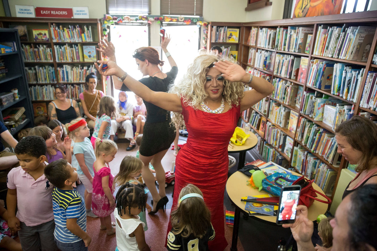 Drag In The News: Drag Queen Story Hours Continue Despite Protests