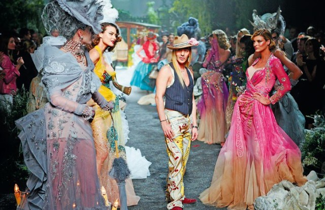 Drag Homework: John Galliano for Dior Haute Couture Collections