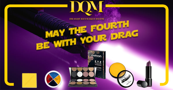 DQM Weekly Twinkle: May the Fourth Be With Your Drag