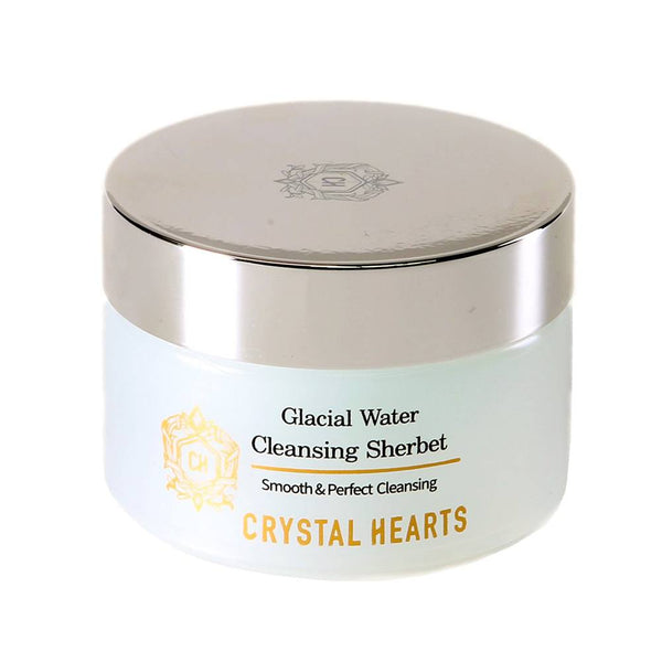 Crystal Hearts Glacial Water Cleansing Sherbet