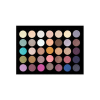 Crown Pro Back to Basics 35 Color Eyeshadow Palette