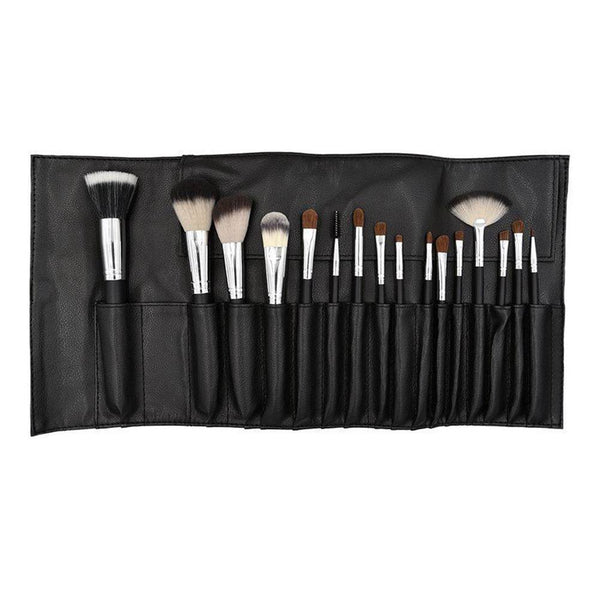Crown Pro Essentials Brush Set (16 Pieces)
