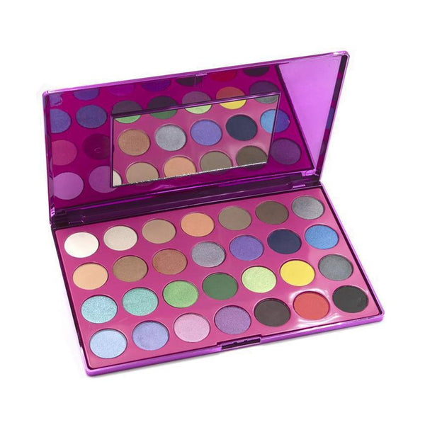 28 Color Cosmopolitan Eyeshadow Palette