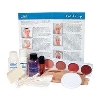 Mehron Bald Cap Kit