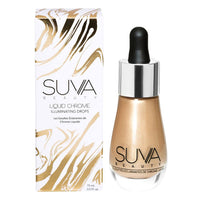 SUVA Beauty Liquid Chrome Illuminating Drops