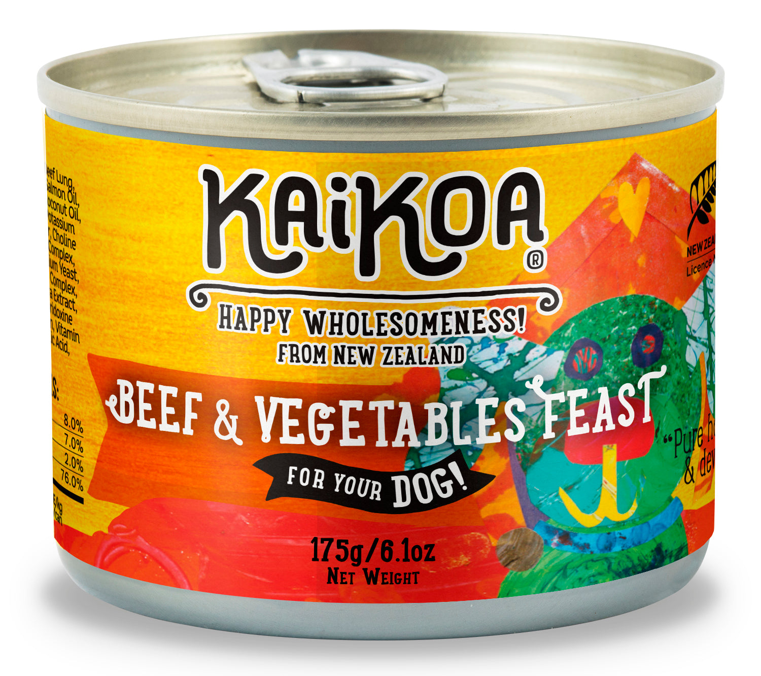 Beef and Vegetable Feast For Your Dog