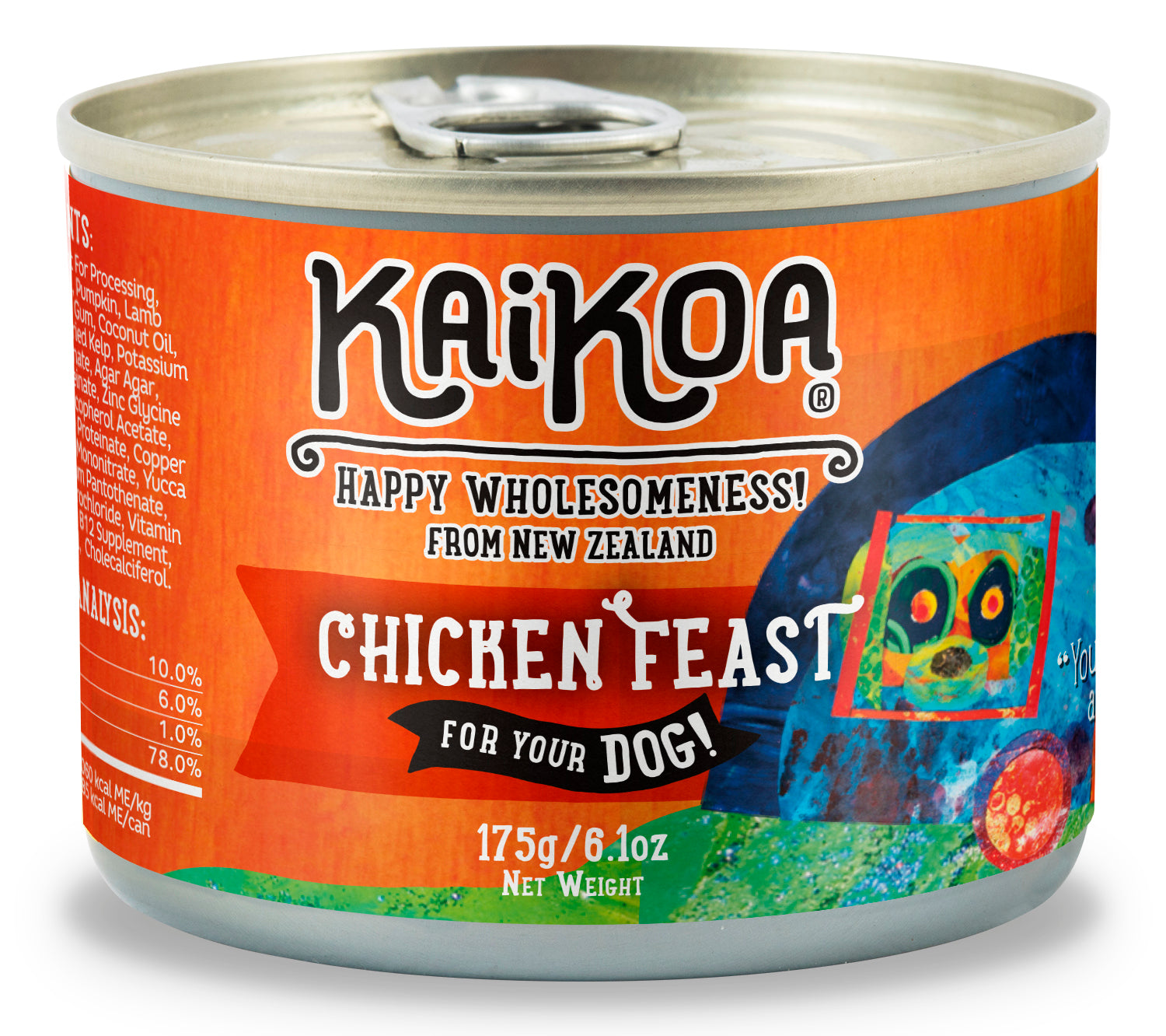 Chicken Feast For Your Dog