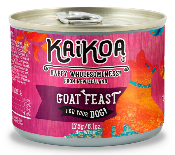 Goat Feast For Your Dog