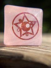 Load image into Gallery viewer, Sailor Moon Inspired Pastel Gaming D6 Dice